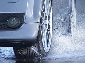 Worn Tires And The Rain Put Everyone At Risk