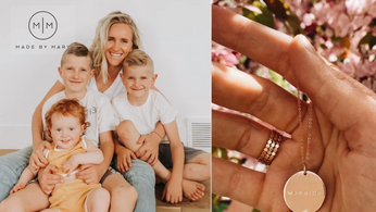 Mary Moody on Motherhood and Making Heartfelt Meaningful Jewelry