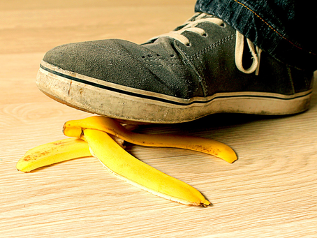 If I Slip and Fall in a Store,  Is the Store Responsible for My Injuries?