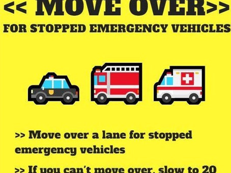 Failing to Comply With Florida's Move Over Law Can Be Both Dangerous and Costly