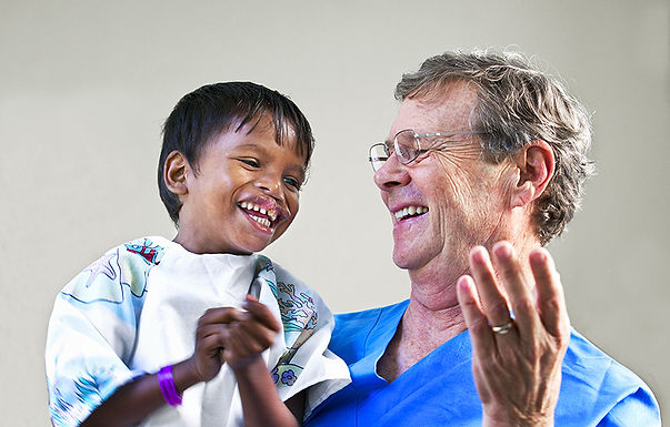 OPERATION SMILE...CHANGING LIVE FOR NEARLY 40 YEARS