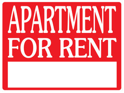"""18""""X24"""" APARTMENT FOR RENT"""