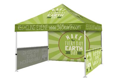 Custom Event Tents, Flags, Canopies