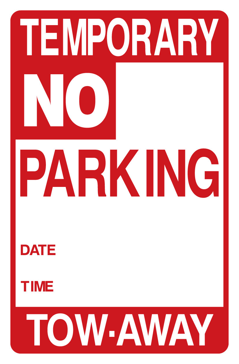 - Parking Signs Aluminum Signs Crocker Signs & Printing