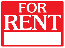 """18""""X24"""" FOR RENT"""