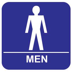 "8""X8"" MEN"