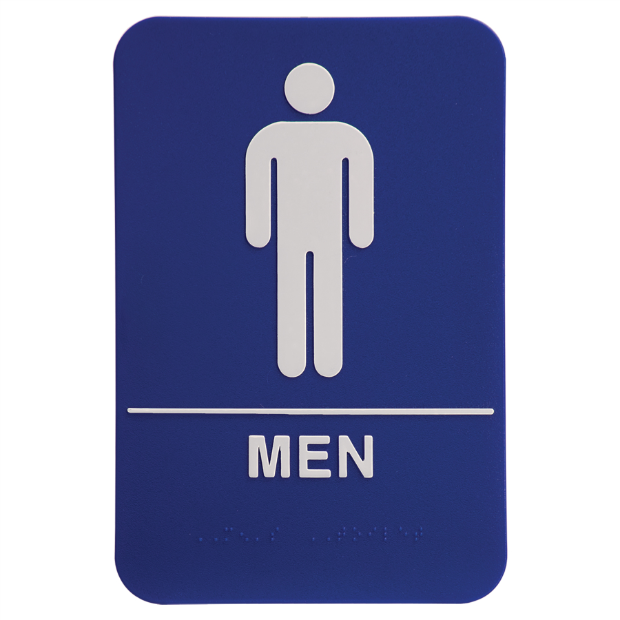"6""x9"" MEN"
