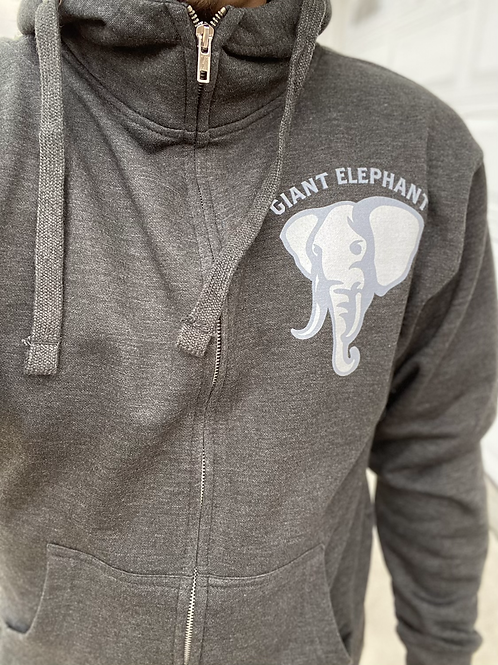 Elephant Zip Up