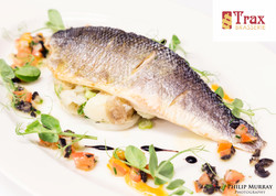 Commercial-Photography-Trax-Brasserie-Fish-Mash-Potatoes-Peppers-Sauce-Salad-Philip-Murray-Photograp