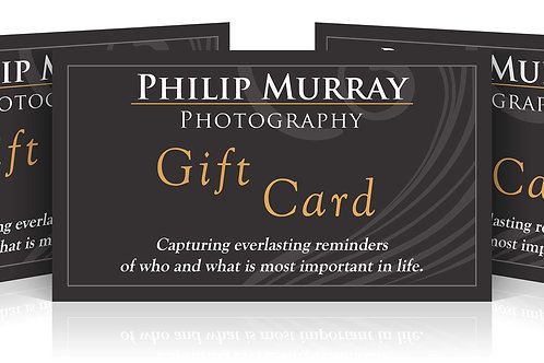 Philip Murray Photography Gift Card