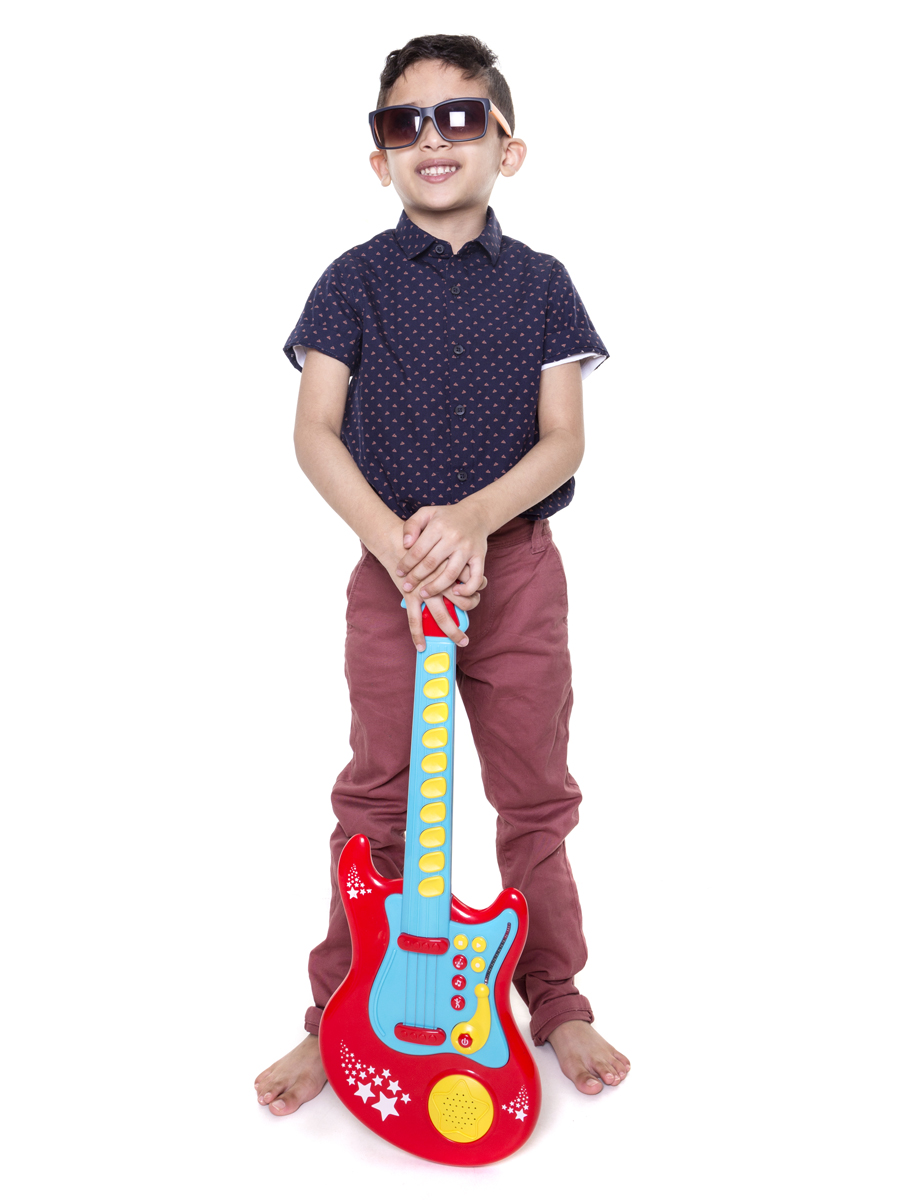 Home-Shoot-Boy-Children-Guitar-Glasses-Philip-Murray-Photography-Dublin