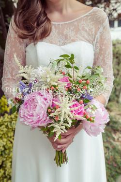 Wedding_N&A_Couple_Bride_Colour_Bouqet_Flowers_Philip_Murray_Photography_Dublin