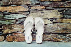 Wedding_A&F_Couple_Bride_Groom_Bride_Shoes_wall_Philip_Murray_Photography