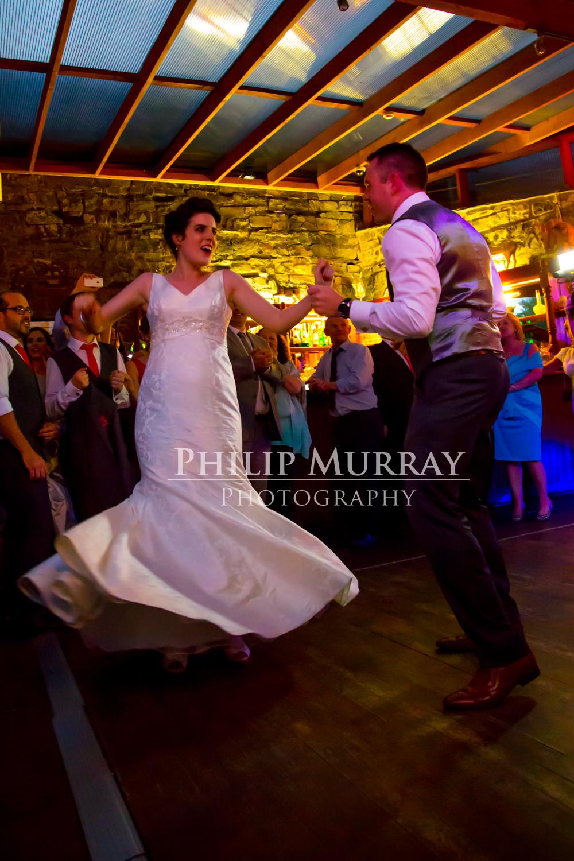 Wedding_A&S_Couple_Bride_Groom_First_Dance_Colour_Lights_Philip_Murray_Photography_Dublin