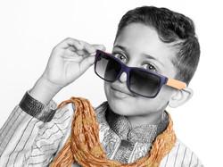 Home-Shoot-Boy-Children-Colour-Mix-Black-White-Colour-Glasses-Philip-Murray-Photography-Dublin
