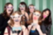 Wedding Party Women Props Photobooth Dublin