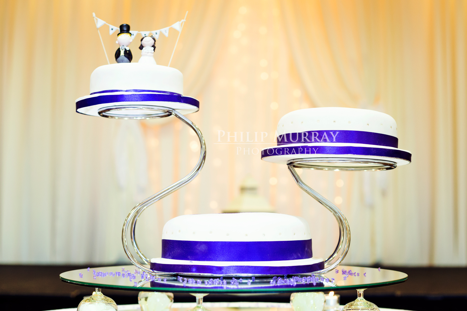 Wedding_E&J_Bride_Groom_Cake_Toppers_Tiers_Philip_Murray_Photography_Dublin