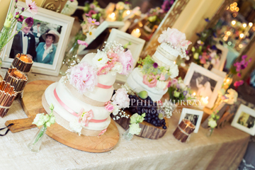 Wedding_A&F_Couple_Bride_Groom_Cake_Vintage_Philip_Murray_Photography