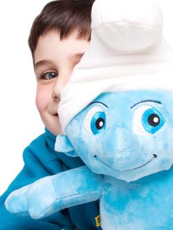 24-Home-Shoot-Boy-Smurf-Teddy-Colour-Philip-Murray-Photography-Dublin