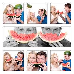 29-Home-Shoot-Couple-Eating-Melon-Philip-Murray-Photography-Dublin