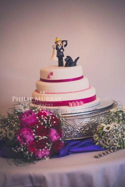 Wedding_A&S_Couple_Bride_Groom_Fireman_Cake_Philip_Murray_Photography_Dublin