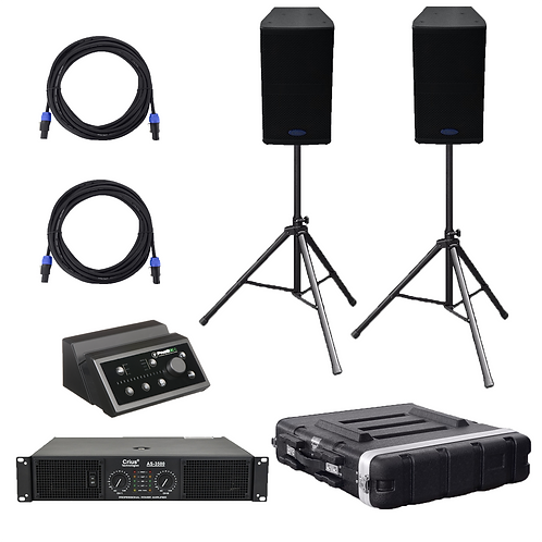 Portable Performance Sound Package