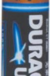 Duracell AA Batteries PK2