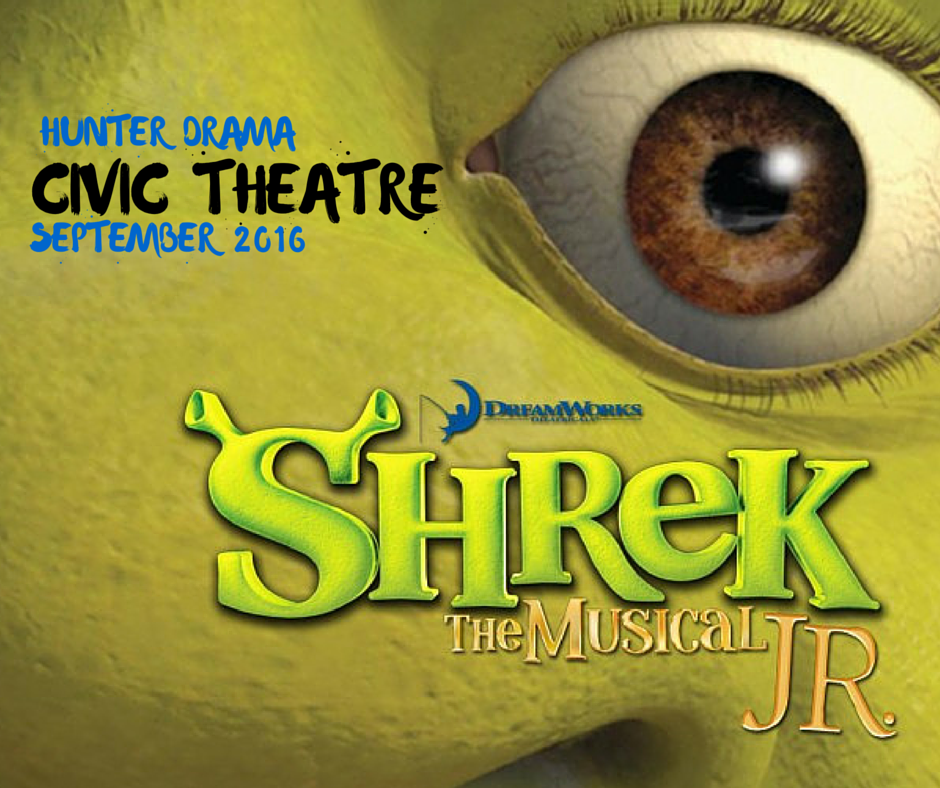 Shreck JR POSTER