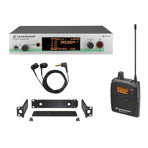 Sennheiser G3 300 In Ear Monitors HIRE