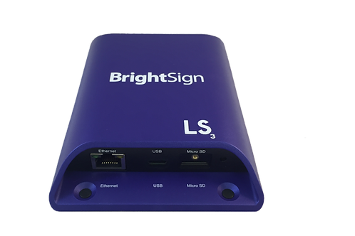 BrightSign Entry-Level Media Player