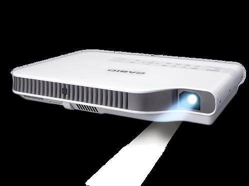 Casio Green Slim 3000 Lm WXGA Lamp Free Projector HIRE