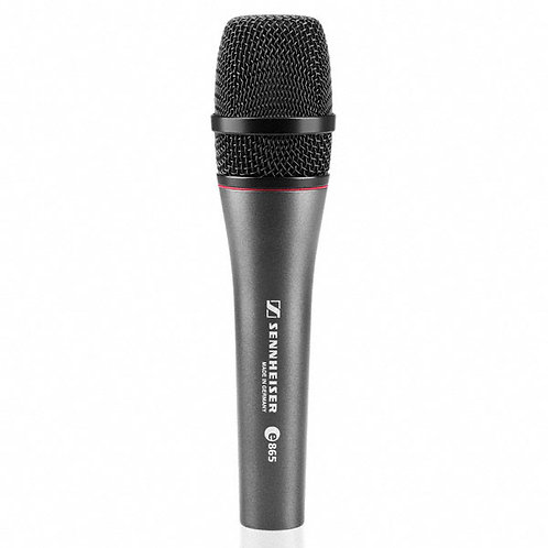 Sennheiser Evolution Series E 865 Microphone