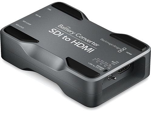 Mini Converter - Battery HDMI to SDI