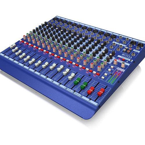 MIDAS DM16 Analogue Mixer