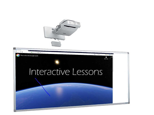 3 x Classroom Bundle: Epson Interactive Package