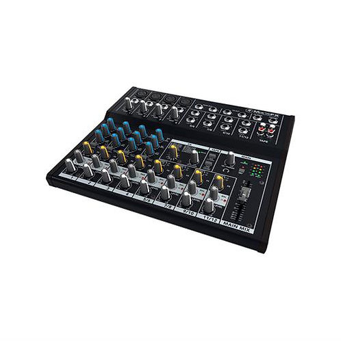 12-channel Compact Mixer with FX