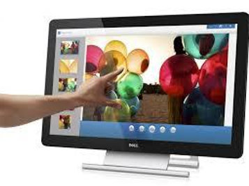 "LCD-23""-TOUCH SCREEN DELL"