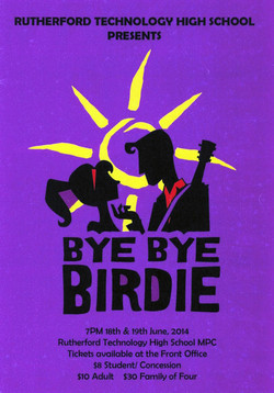 Bye Bye Birdie - RTHS