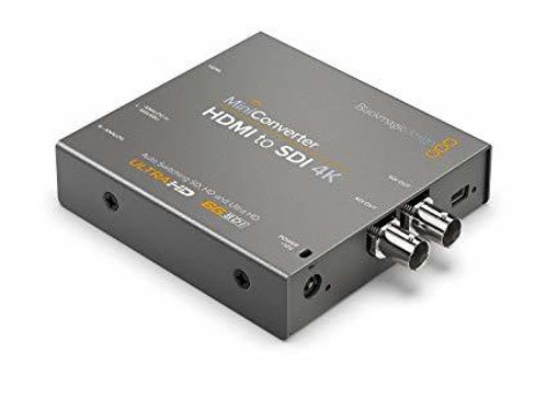 Mini Converter - HDMI to SDI 4K