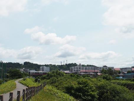 交点さんぽ帖 -川辺の風景-