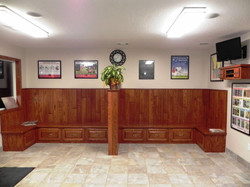 New waiting room