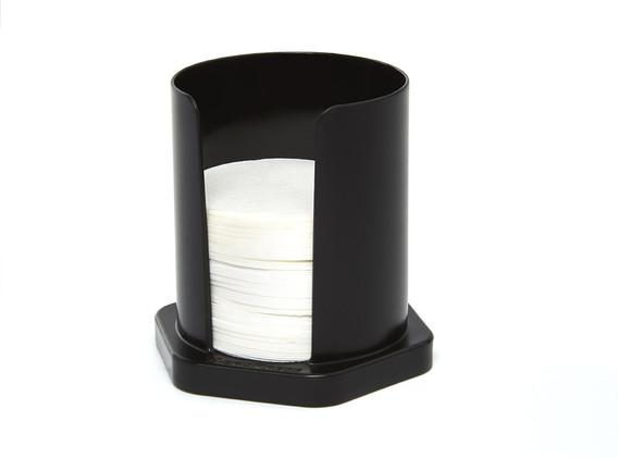 Filters in original AeroPress filter hol
