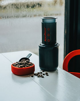 Go on mug with beans by window_by Harry