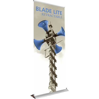 Bladelite Banner Stand