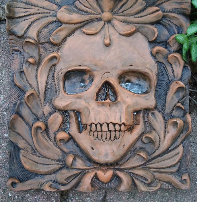 memento mmori--skull