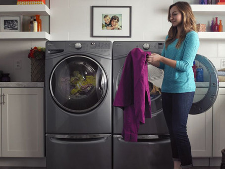 El día después de las vacaciones: Beneficios de las lavadoras