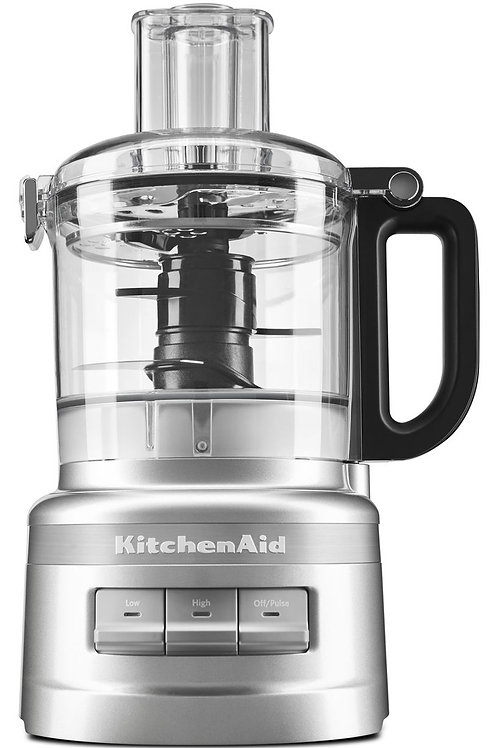 PROCESADOR DE ALIMENTOS KITCHENAID 7 TAZAS COLOR GRIS