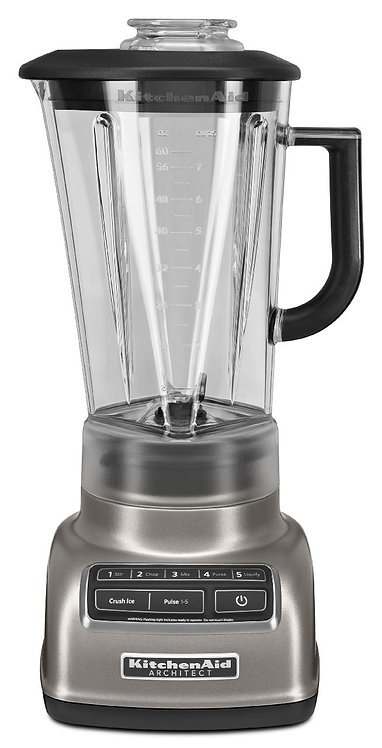 LICUADORA DIAMOND GRIS KITCHENAID 1,75 LTS - 110 V