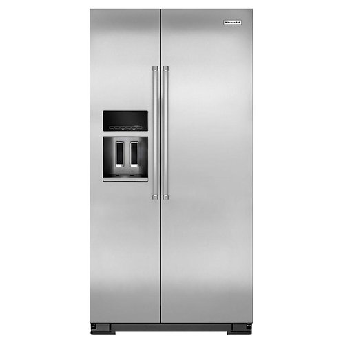 NEVECON SIDE BY SIDE KITCHENAID 634 LTS