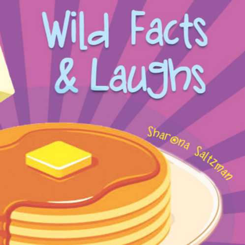 Mealtime Notes FromMe!® Wild Facts & Laughs